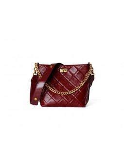 """Matri"" Quilted Leather..."