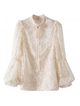 Lace shirt