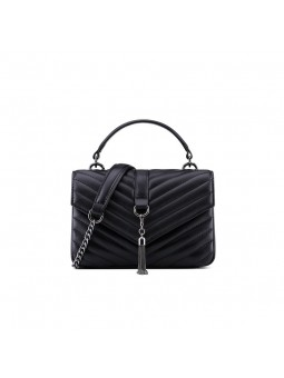 """Santana"" V-flap bag with..."