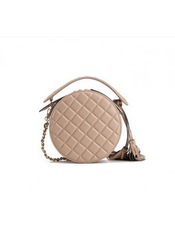 """Santana"" Leather quilted..."