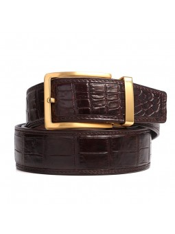 """Matri"" square buckle belt..."