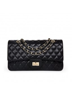 """Cézane"" Leather quilted..."