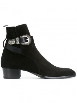 """Santini"" Bottines jodhpur..."