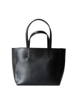 """""""Vale"""" Tote bag in genuine..."""