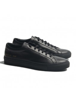"""Lodi"" Low black sneakers..."