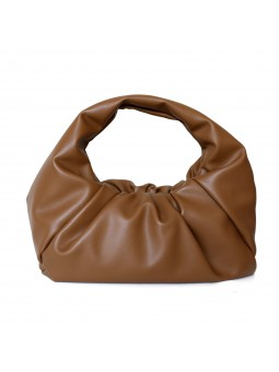"""Tonale"" Ruched hobo bag in..."