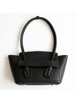 """Dodi"" Leather winged handbag"