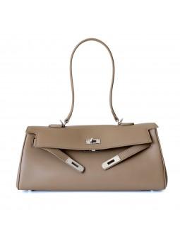 """Dodi"" Leather handbag with..."