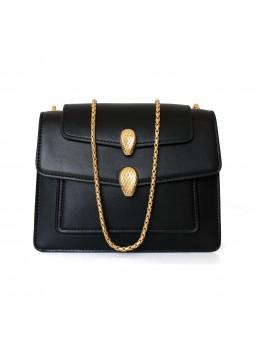 """""""Giordi"""" Leather shoulder bag"""