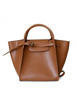 """""""Giordi"""" Tote bag with top..."""
