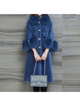 """Prato"" Women's wool coat..."