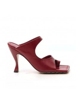 """Clea"" Square-toed sandals..."