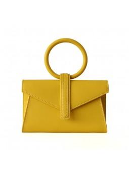 """""""Cisano"""" Leather envelope..."""