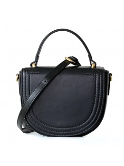 """lufio"" Leather handbag"