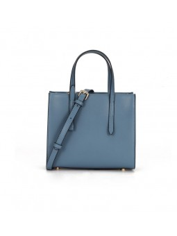 """Liam"" Leather handbag with..."