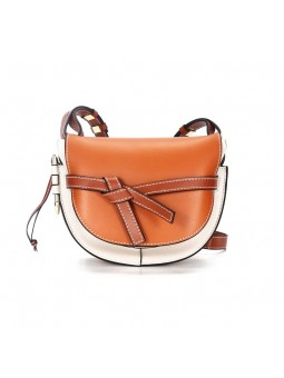 """Truli"" Two-tone leather..."