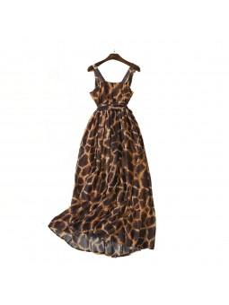 """Mirana"" Leopard print long..."