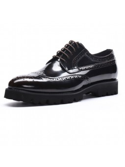 """Lorenzo"" Brown Brogues..."