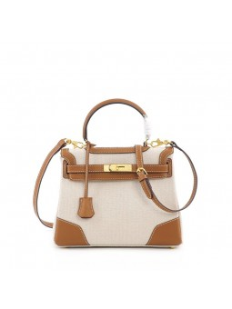 """Jason"" Top Handle Bag in..."
