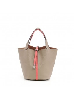 """Jason"" Bucket bag with..."